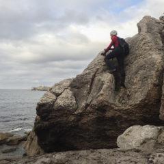 Coasteering, aventúrate a conocer el litoral de Santander