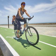 Los ciclistas en Cádiz no podrán circular por las aceras con el nuevo plan de movilidad sostenible