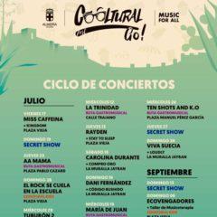Concierto de Cooltural Go! 2020 en Recinto Cooltural Fest en Almería