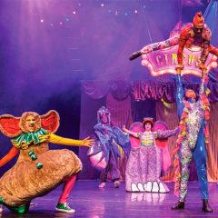 Dumbo. El musical en Plaza de Toros Cubierta de Moralzarzal en Madrid