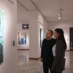 'EON3', exposición del pintor Ángel Rodríguez Cabrera