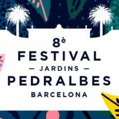 Concierto de Festival Jardins de Pedralbes 2021 en Jardins Palau Reial Pedralbes en Barcelona