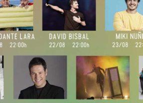 Concierto de Girona Music Festival 2020 en Parc de les Ribes del Ter