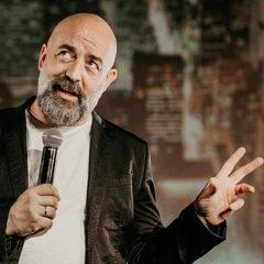 Goyo Jiménez. Confusio en Teatro Circo de Albacete