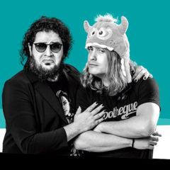 Grison BeatBox y Jaime Caravaca en CinemaCar Alicante
