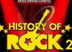 History of Rock 2 en Palacio de Congresos y Exposiciones de Granada