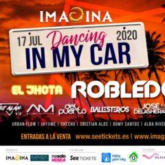 Concierto de Imagina Dancing in my Car Madrid en Autocine Madrid RACE