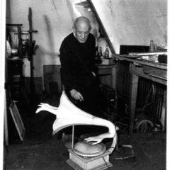 Jamais. Óscar Domínguez & Pablo Picasso en Museu Picasso en Barcelona