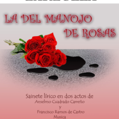 `La del Manojo de Rosas´ en el Teatro Cervantes