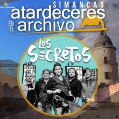 Atardeceres en el Archivo Simancas 2020 `Los Secretos´