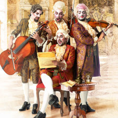 Maestrissimo (Pagagnini 2) en Teatro Villamarta en Cádiz