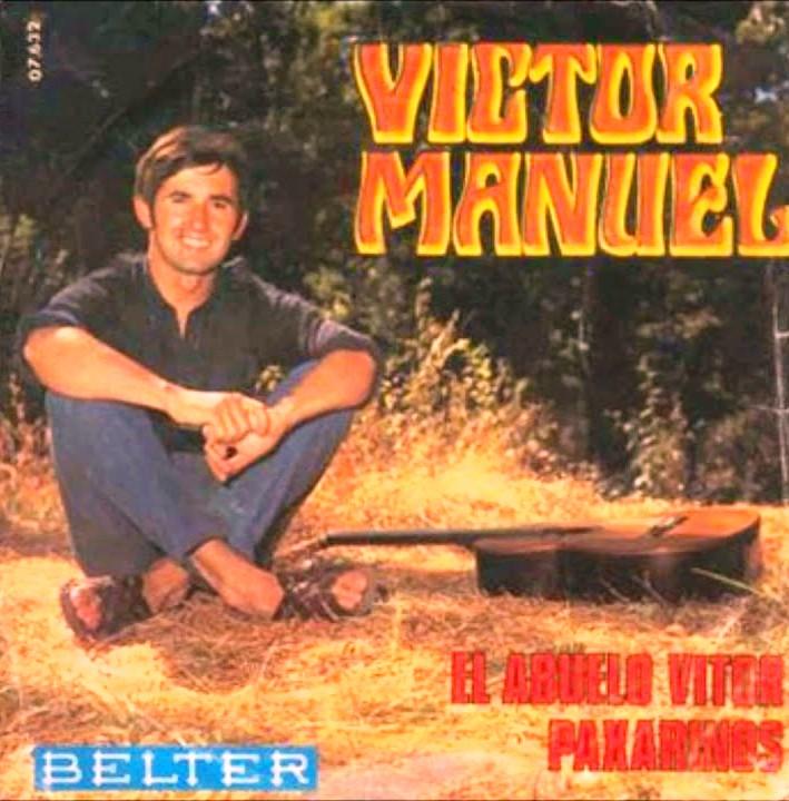 `Música de nuestras Vidas´ hoy Víctor Manuel y `El Abuelo Víctor´