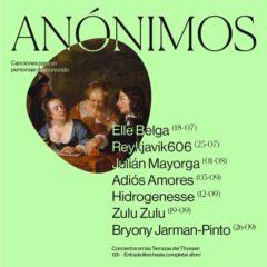 Concierto de Momentos Alhambra-Aperitivos Thyssen 2020 en Museo Thyssen-Bornemisza en Madrid