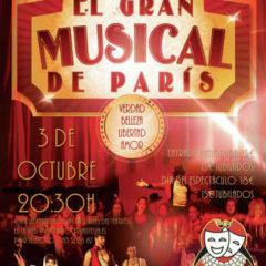 `París Bohemio´en el Teatro Cervantes