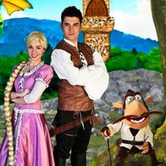 Rapunzel, el musical en Teatro Cofidis Alcázar en Madrid