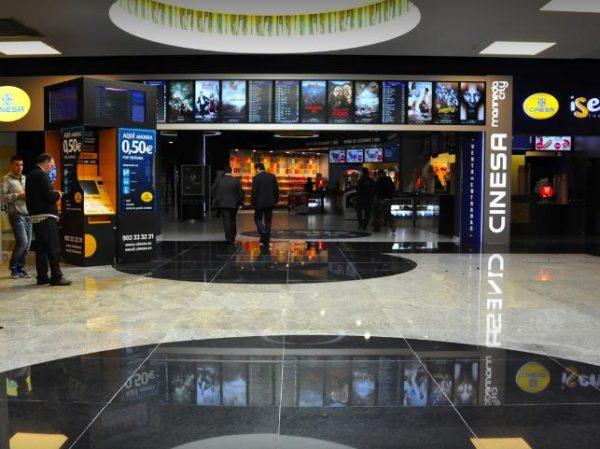 Reabre el cine de Marineda City tras el coronavirus