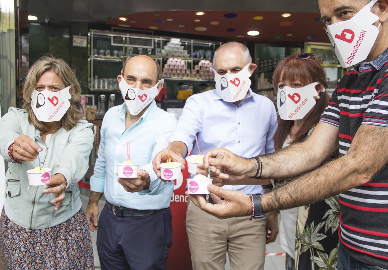 Bilbao Dendak prepara rutas guiadas para ir de tiendas