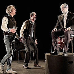 Shock, el condor y el puma en Teatro Principal en Álava/Araba