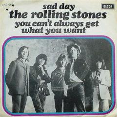 `Música de nuestras Vidas´ hoy The Rolling Stones y `You Can't Always Get What You Want´
