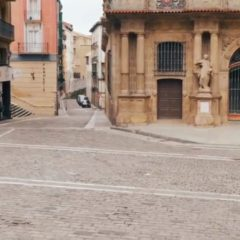 El vídeo de San Fermín vacío con el que Pamplona recuerda los encierros