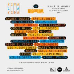 Concierto de Viva la Vida 2020 en Huerta del Obispo del Palacio Arzobispal en Madrid