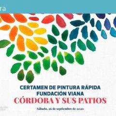 Córdoba y sus patios, Concurso de Pintura Rápida