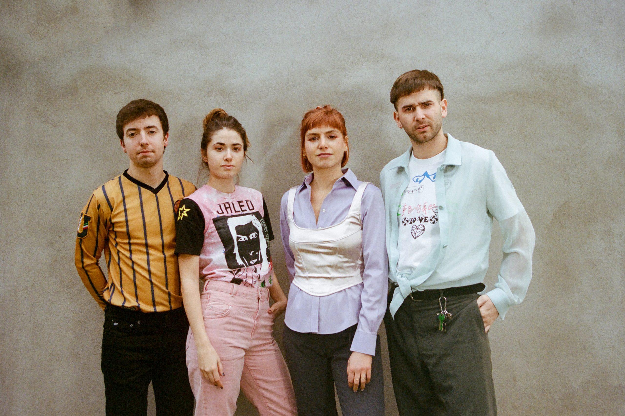 Belako presenta su nuevo álbum en primicia en Euskalduna