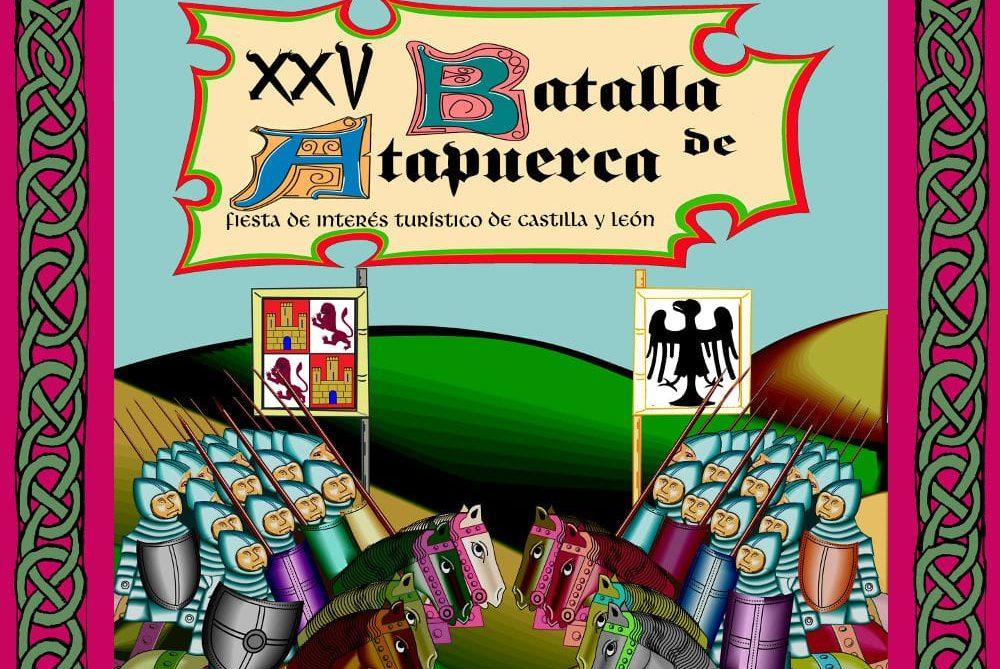 La Batalla de Atapuerca celebrará su 25 aniversario en formato digital