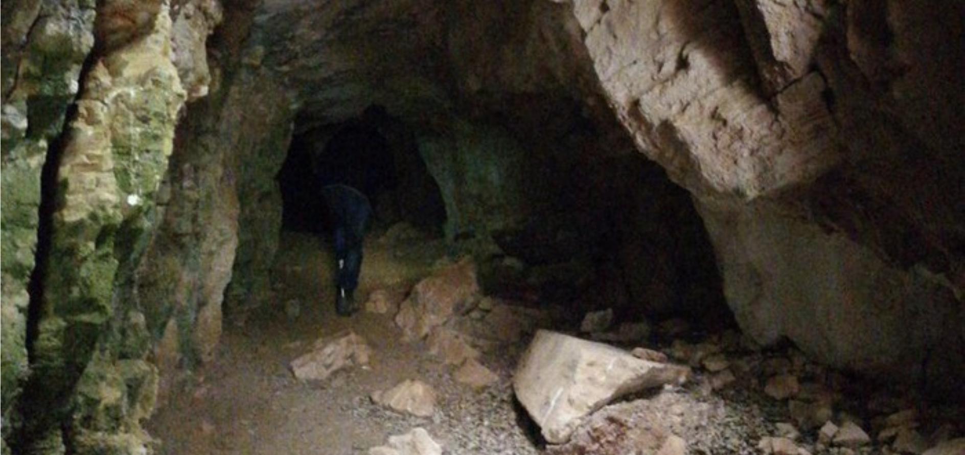 Cuevas De San Pedro I en Tablada de Rudón en Burgos
