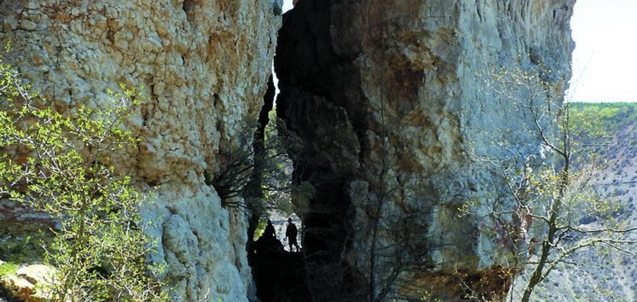 Cueva de Peña Castillo I en Burgos