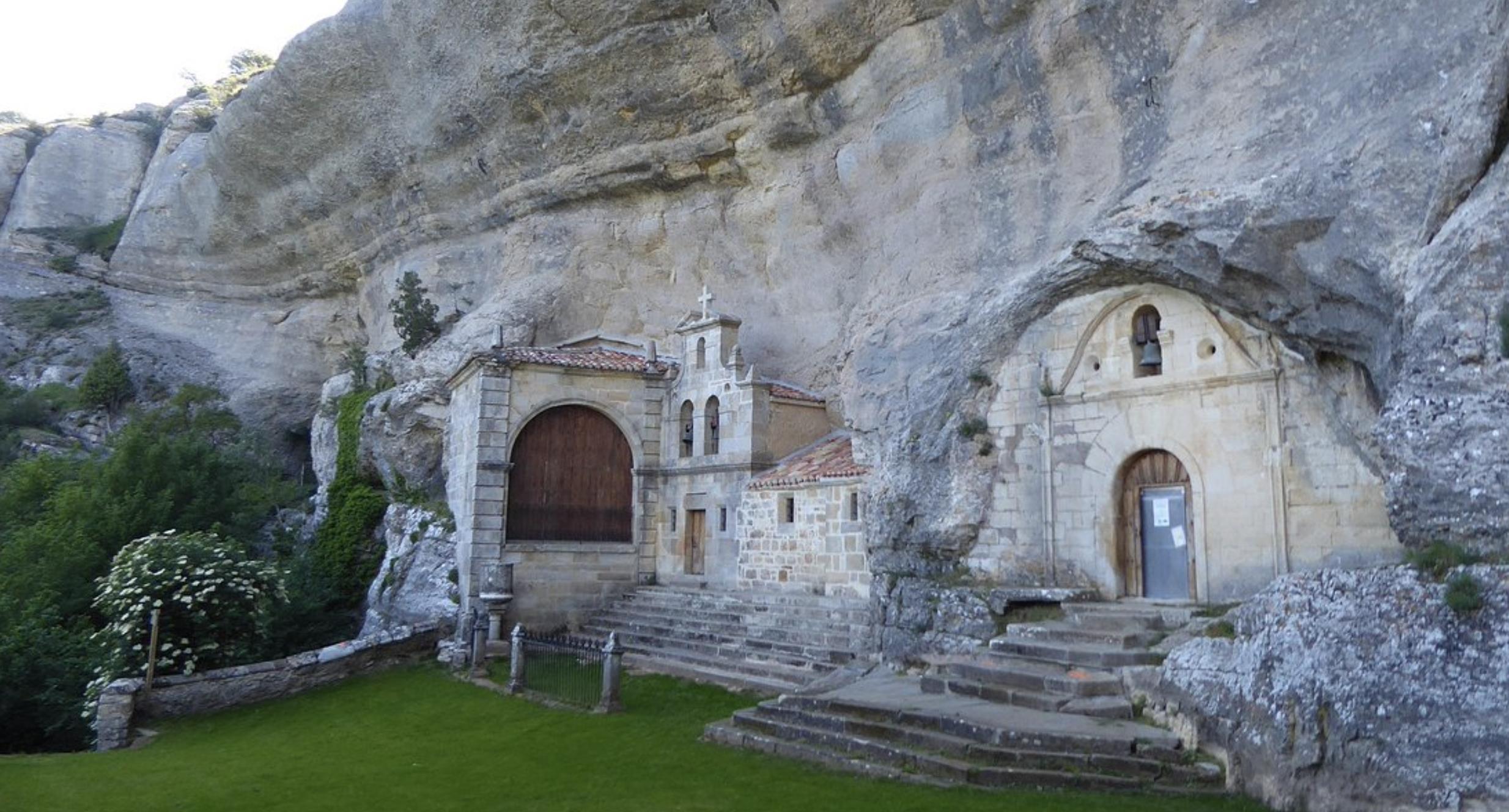 Cueva de Ojo Guareña en Burgos