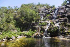 Cascada de Casariños Fornelos do Monte