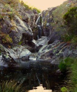 Cascada de Parrelos Covelo