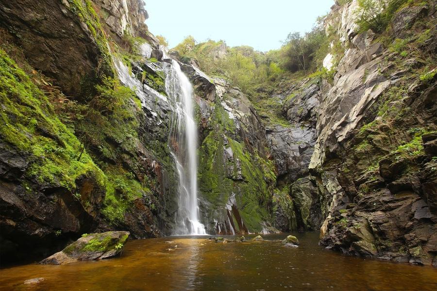 Mejores cascadas de las Rías Baixas