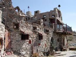 Castillo del Misterio de Arizona