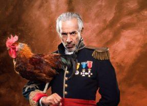 El coronel no tiene quien le escriba de Gabriel García Márquez en el Gran Teatro de Córdoba