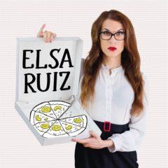 Elsa Ruiz presenta su monólogo «pizza con piña» en Redondela