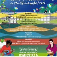 Feito a Man 2020 en Santiago de Compostela