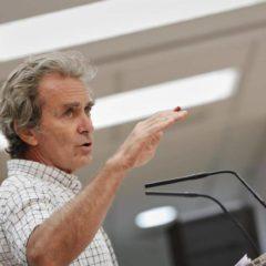 Fernando Simón pide ayuda a los influencers para concienciar sobre la pandemia