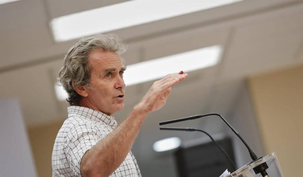 Fernando Simón pide ayuda a los influencers para contener la expansión del coronavirus