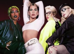 Dua Lipa relanzará su álbum 'Future Nostalgia' con colaboraciones como Madonna