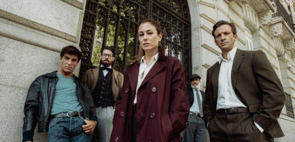 Óscar Casas y Adrián Lastra completan el reparto de 'Jaguar'