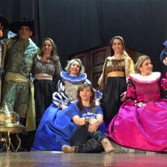 El Divino Impaciente de José Mª Pemán, en el Teatro Gongora