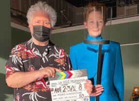 'La Voz Humana', el nuevo cortometraje de Pedro Almodóvar, se estrenará en Venecia