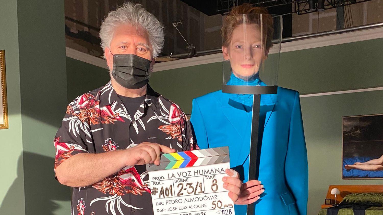 Pedro Almodóvar estrenará su nuevo cortometraje 'La Voz humana' en Venecia