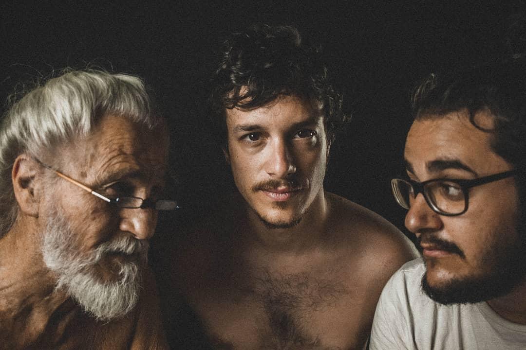 Fotografía de Daniel Ortega tomada durante la grabación del videoclip de Marcos Gallo 'Verde'