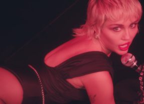 Miley Cyrus regresa a la música con 'Midnight Sky'