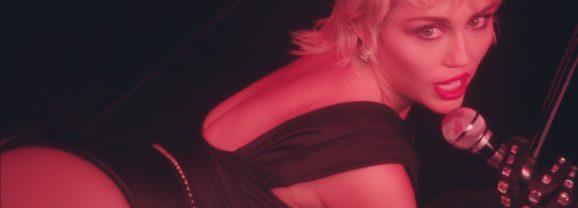 Miley Cyrus regresa a la música con 'Midnight Sky'