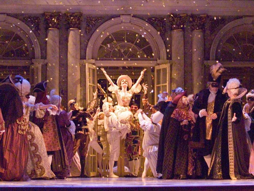 Operacción Retorno, ópera en el teatro Afundación de Vigo