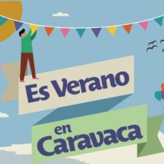 Programa de verano en Caravaca 2020